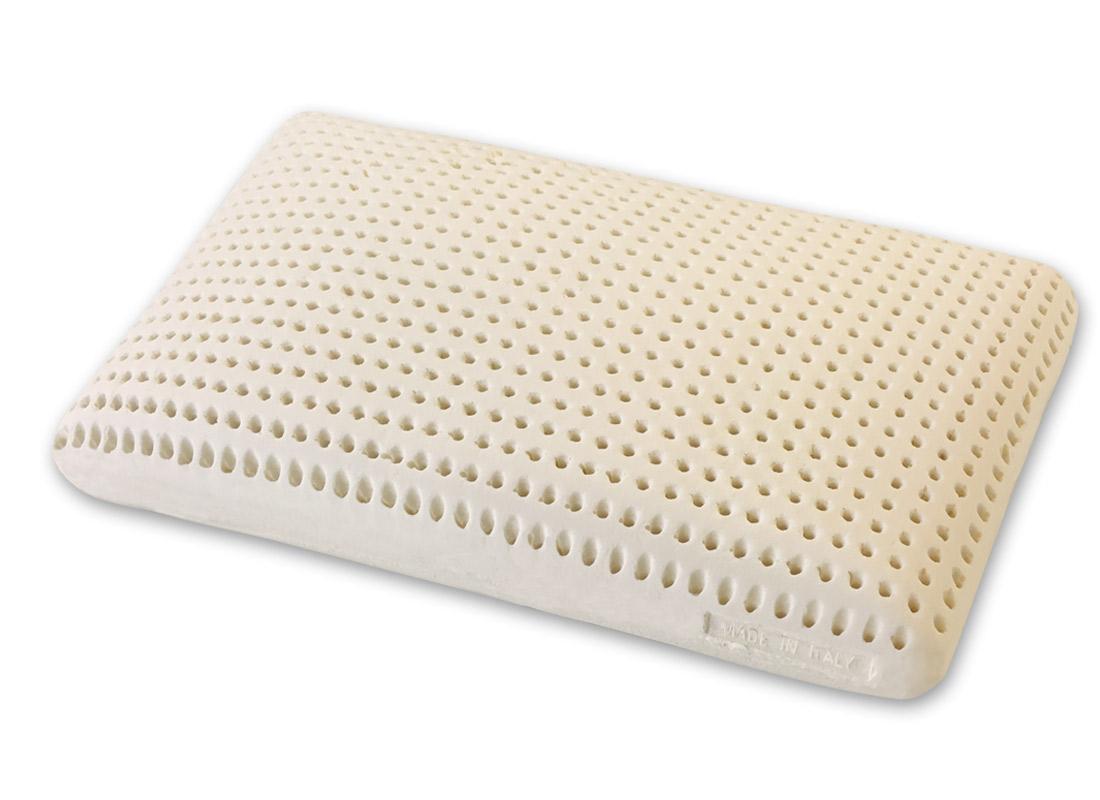 Cuscino in Lattice Naturale modello NATURAL saponetta - Marcapiuma