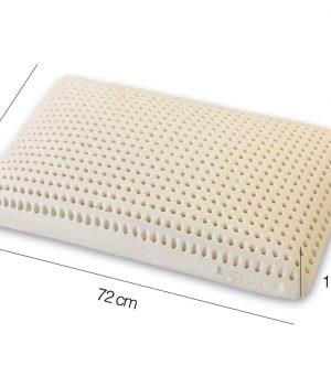 Cuscino-Lattice-Naturale-saponetta Misura - Marcapiuma