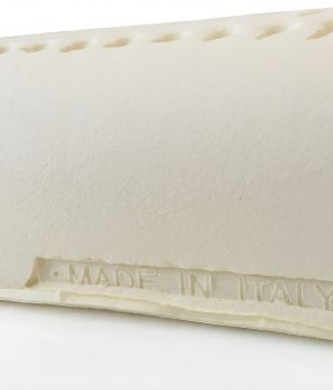 Oreiller Latex Naturel Cervicale Détail Made In Italy