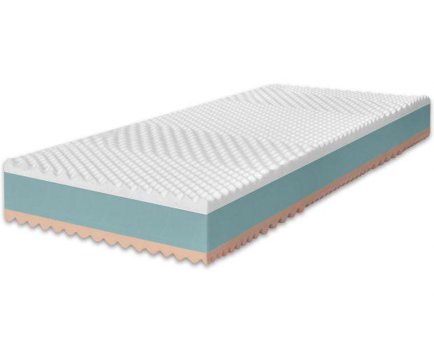 Materasso in Memory modello RAINBOW - Marcapiuma