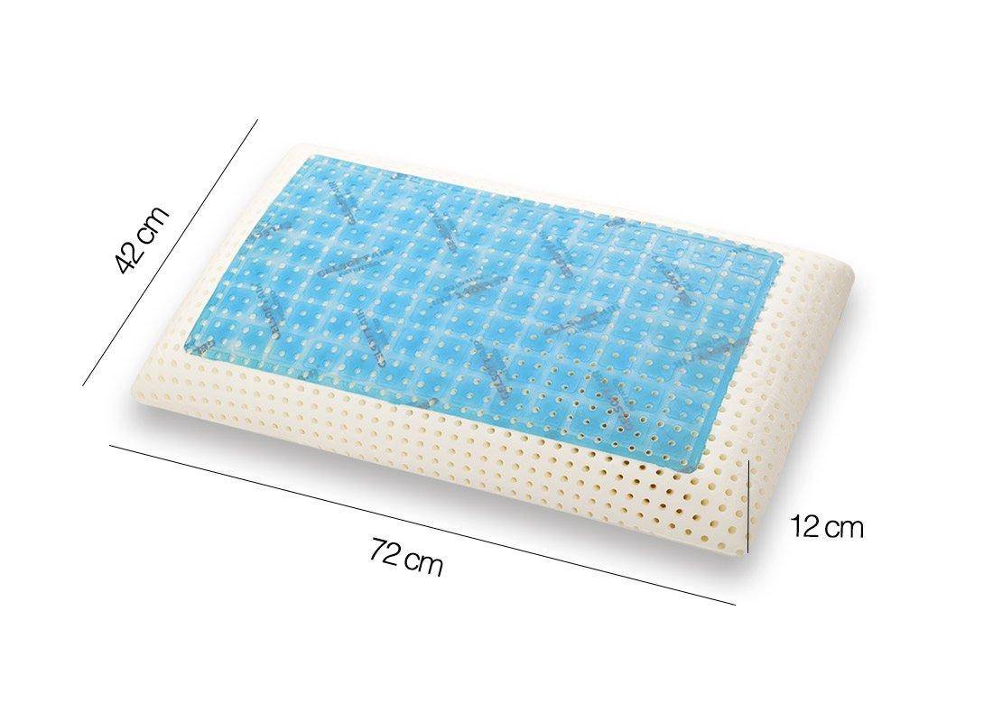 Oreiller en mèmoire de forme modèle Memory Gel savon - Marcapiuma