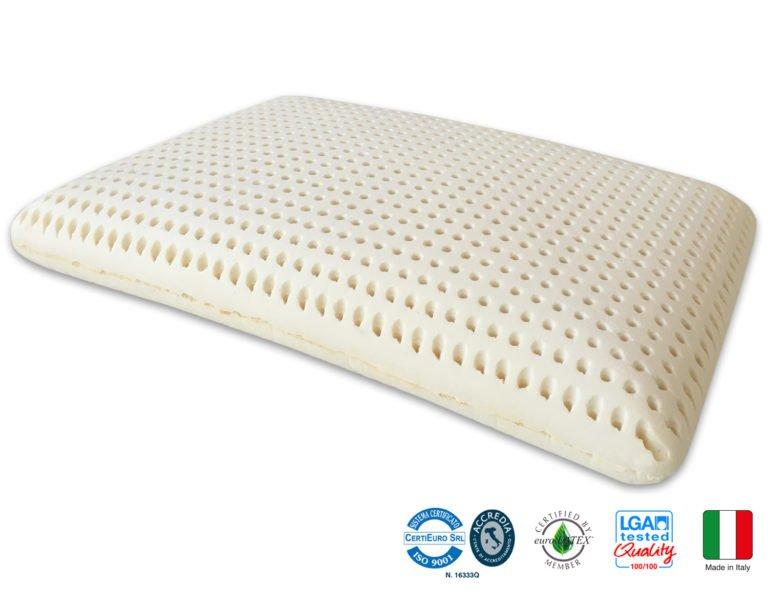 Guanciale-100%-Lattice-Saponetta-certificato-Marcapiuma-ISO-9001