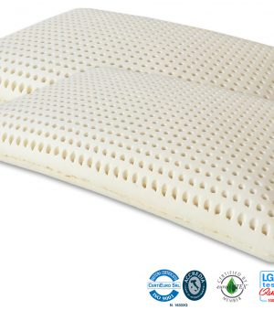 Oreillers 100% Latex Savon Marcapiuma ISO 9001