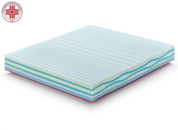 Matelas Waterfoam Ice Sensation 2 Personnes Marcapiuma