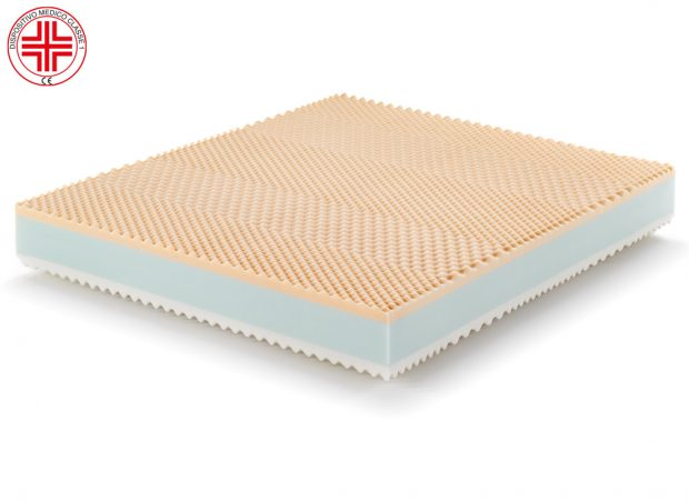 Matelas Waterfoam Rainbow 2 personnes Marcapiuma