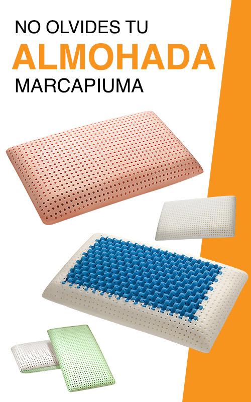 No olvides tu almohada Marcapiuma